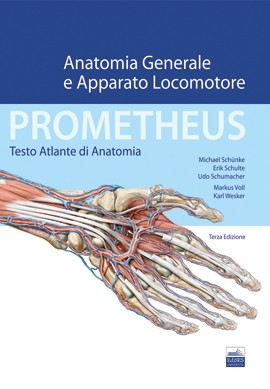 [EBOOK] Prometheus - Anatomia Generale e Apparato Locomotore